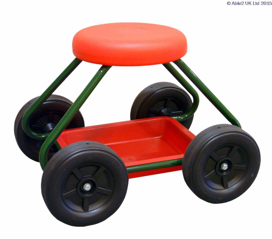 Rolling Garden Seat All Mobility